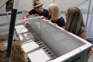 Double Grande Worm Habitat Demo