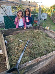 Compost Bin Friends