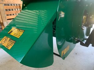 Red Roo CMS 100 Rear Discharge Flap